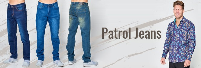 Patrol Jeans