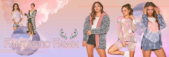 Fantastic fawn