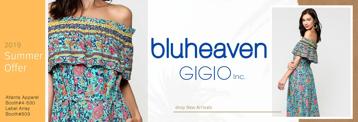 Blu Heaven