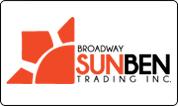 Broadway Sun Ben Trading