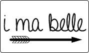 I MA BELLE