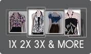 1X 2X 3X & More