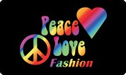 Peace Love Fashion