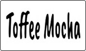 Toffee Mocha